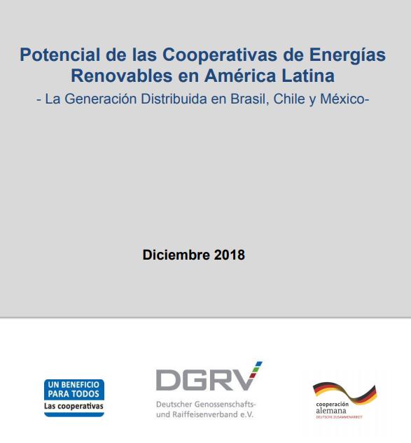 Estudio: Potencial de las Cooperativas de Energías Renovables en América Latina
