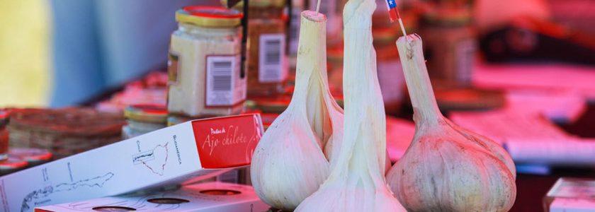El ajo chilote, el tradicional alimento de la Isla de Chiloé que se luce en el extranjero