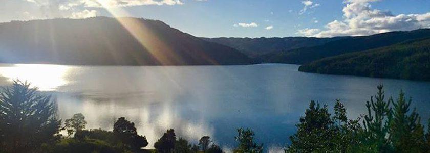 """Conoce la comunidad mapuche que realiza turismo en """"el lago de las aguas más limpias de Chile"""""""