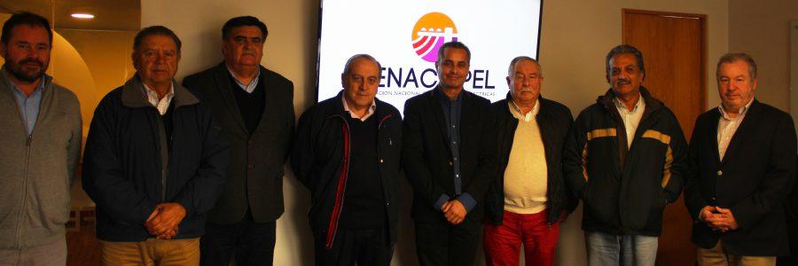 FENACOPEL se une a la Asociación de Cooperativas de Chile