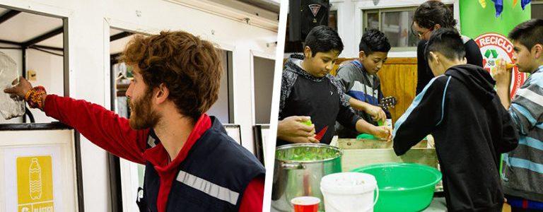 La iniciativa que promueve educación ambiental para hacer de Valdivia una ciudad sustentable