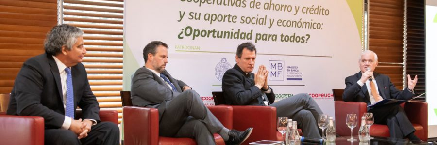 """COOPERA organiza Seminario """"Cooperativas de Ahorro y  Crédito y su aporte social y económico: ¿Oportunidad para todos?"""""""