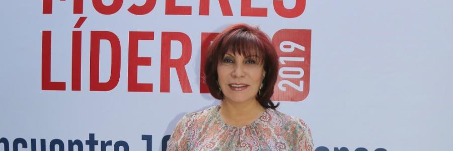 PRESIDENTA DE COOPERATIVAS DE CHILE, SIRIA JELDES ENTRE LAS 100 MUJERES LÍDERES 2019