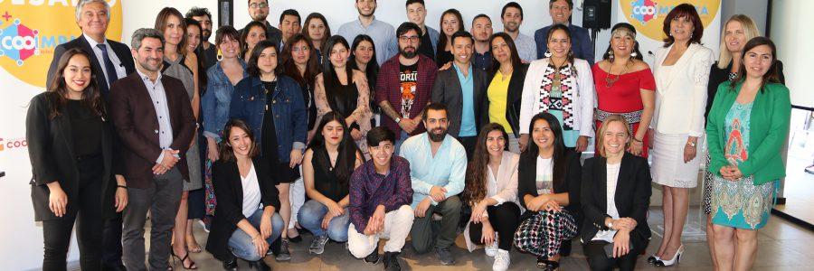 Fundación COOPEUCH premia a los jóvenes cooperativistas del hoy y del mañana