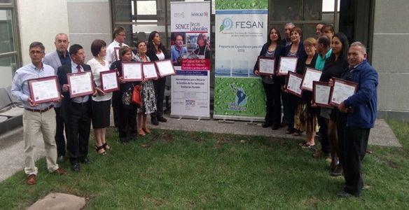 FESAN y CIESCOOP dan inicio al proyecto «Fortaleciendo capacidades para una gestión sostenible de los Servicios Sanitarios Rurales de la Región Metropolitana»