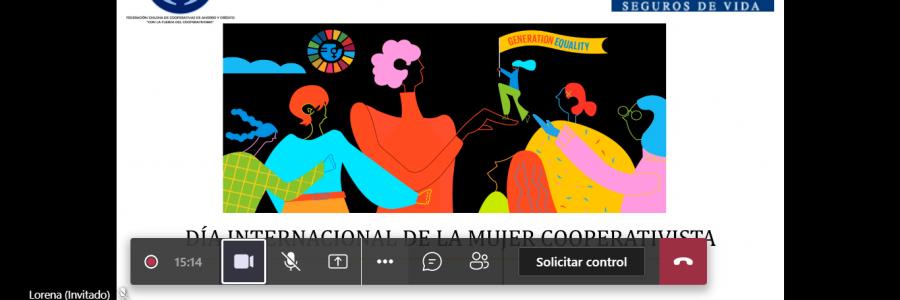 FECRECOOP conmemora el Día de la Mujer Cooperativista